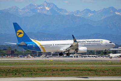 UR-PSJ | Boeing 737-9KV/ER | Ukraine International Airlines