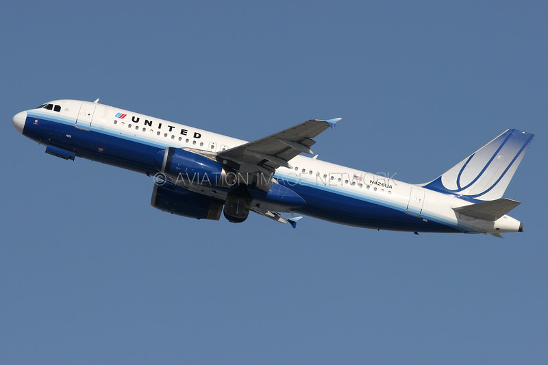 N426UA | Airbus A320-232 | United Airlines