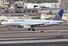 N481UA | Airbus A320-232 | United Airlines