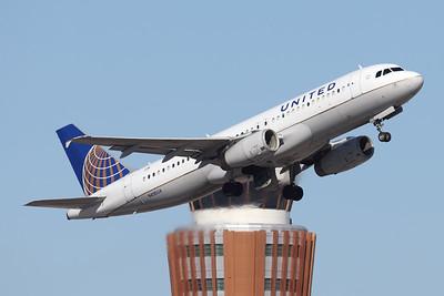 N495UA   Airbus A320-232   United Airlines