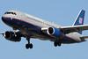 N415UA | Airbus A320-232 | United Airlines