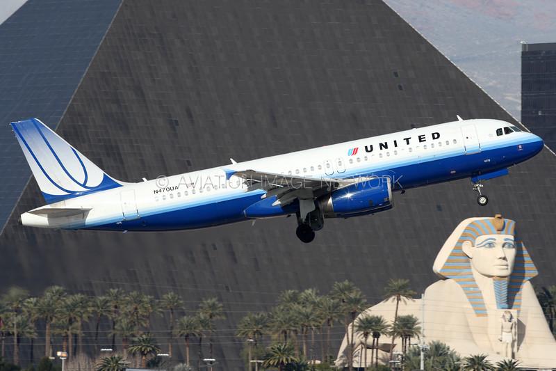 N470UA | Airbus A320-232 | United Airlines
