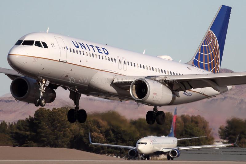 N462UA | Airbus A320-232 | United Airlines