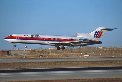 N7284U   Boeing 727-222(A)   United Airlines
