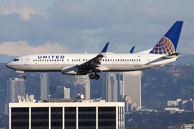 N76519 | Boeing 737-824 | United Airlines