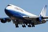 N181UA | Boeing 747-422 | United Airlines