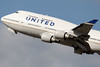 N105UA | Boeing 747-422 | United Airlines