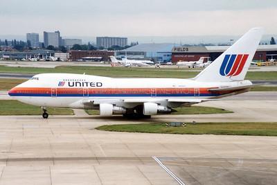 N143UA | Boeing 747SP-21 | United Airlines