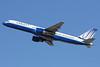 N554UA | Boeing 757-222 | United Airlines