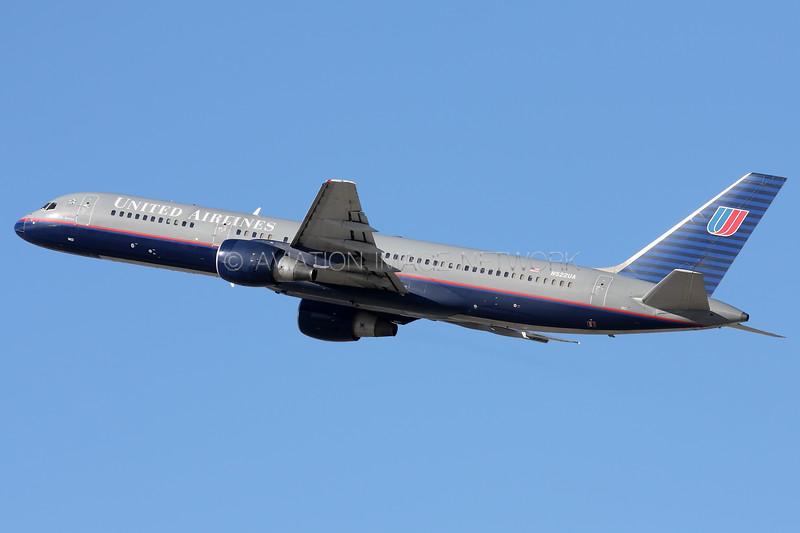 N522UA | Boeing 757-222 | United Airlines