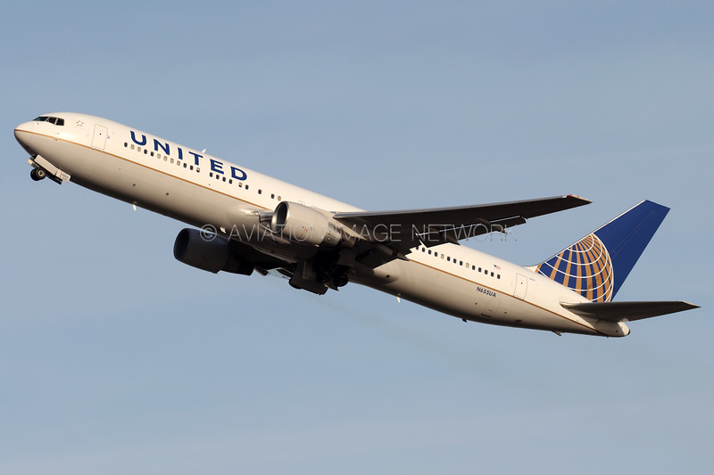 N655UA | Boeing 767-322/ER | United Airlines