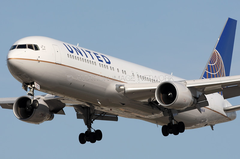 N666UA | Boeing 767-322/ER | United Airlines