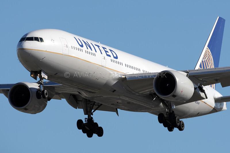 N224UA | Boeing 777-222/ER | United Airlines