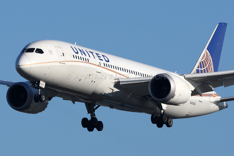 N20904 | Boeing 787-8 | United Airlines