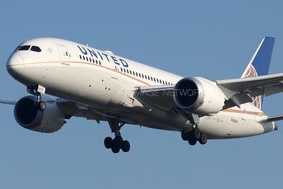 N29907   Boeing 787-8   United Airlines