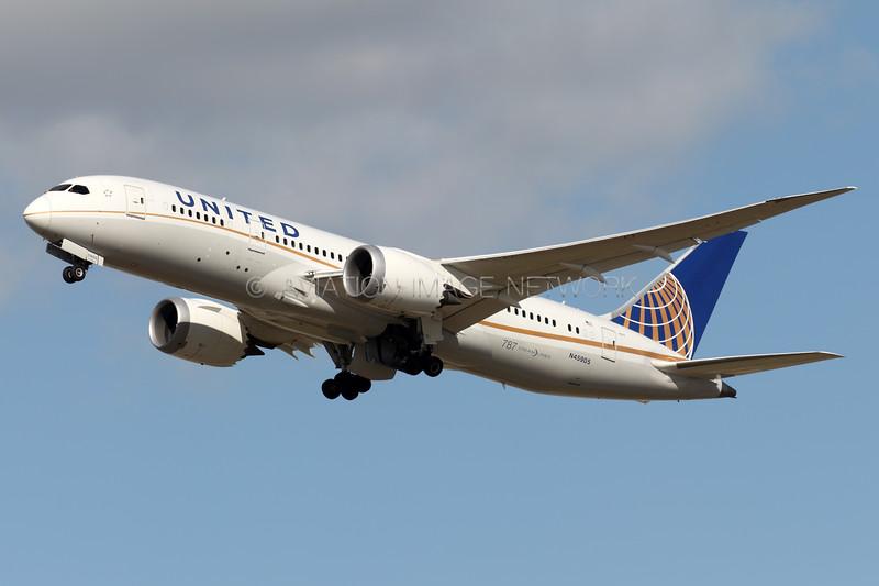 N45905 | Boeing 787-8 | United Airlines