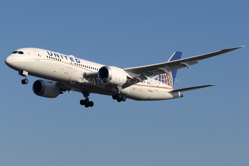 N29907 | Boeing 787-8 | United Airlines