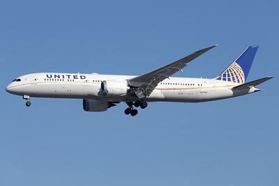 N27959 | Boeing 787-9 | United Airlines