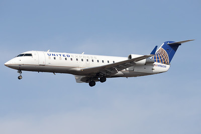N986SW | Canadair CRJ-200ER | United Express (SkyWest Airlines)