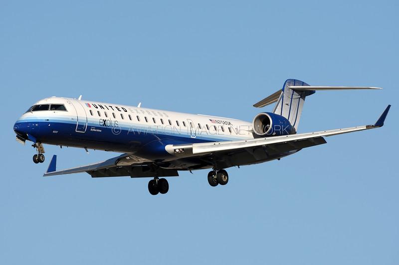 N758SK | Bombardier CRJ-701 ER | United Express (SkyWest Airlines)