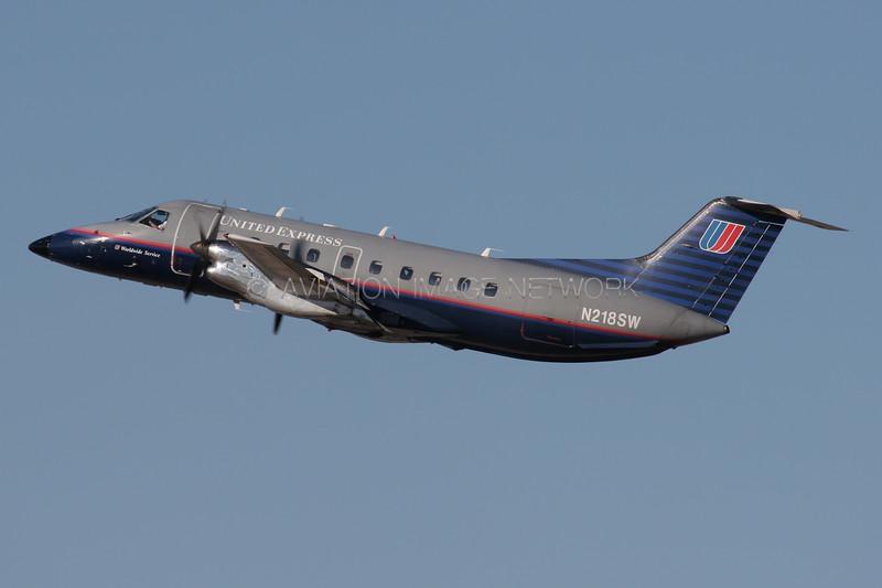 N218SW | Embraer EMB 120ER Brasilia | United Express (SkyWest Airlines)
