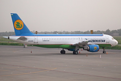 UK32011 | Airbus A320-214 | Uzbekistan Airways