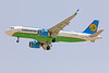 UK32021 | Airbus A320-251N | Uzbekistan Airways