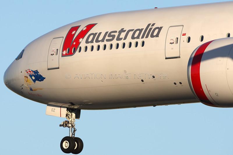 VH-VOZ | Boeing 777-3ZG/ER | Vaustralia