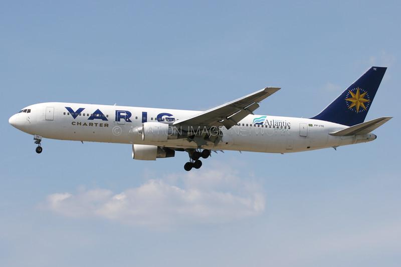 PP-VTE | Boeing 767-3Y0/ER | Varig Charter