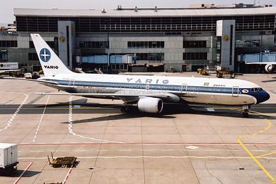 PP-VOL | Boeing 767-341/ER | Varig