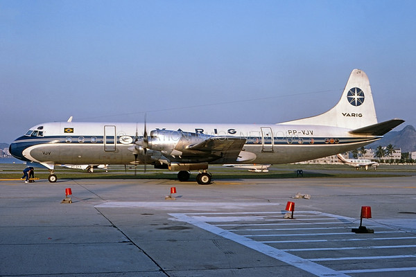Lockheed L-188 Electra - Aviation Image Network