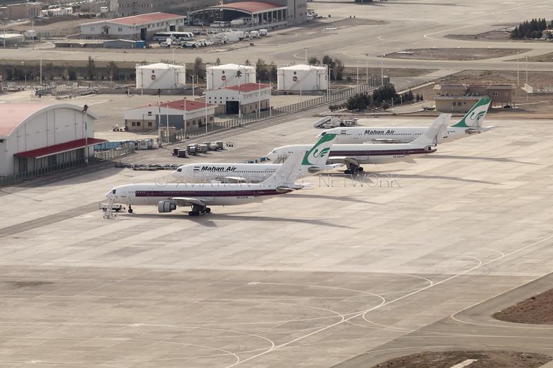EK30018 | Airbus A300B4-605R | EK30068 | Airbus A300B4-601 | Vertir Airlines | EP-MHH | Airbus A310-304 | EP-MHG | Airbus A300B4-203 | Mahan Air