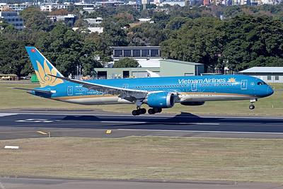 VN-A870   Boeing 787-9   Vietnam Airlines