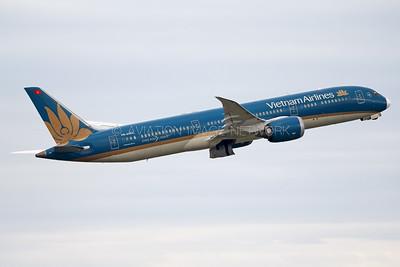 VN-A863   Boeing 787-9   Vietnam Airlines