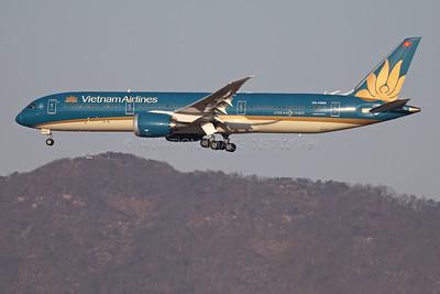VN-A868 | Boeing 787-9 | Vietnam Airlines