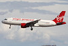 N847VA | Airbus A320-214 | Virgin America