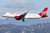 N284VA | Airbus A320-214 | Virgin America