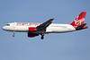 N642VA | Airbus A320-214 | Virgin America
