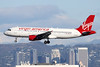 N854VA | Airbus A320-214 | Virgin America