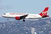 N855VA | Airbus A320-214 | Virgin America