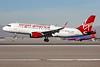 N286VA | Airbus A320-214 | Virgin America