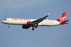 N923VA | Airbus A321-253N | Virgin America