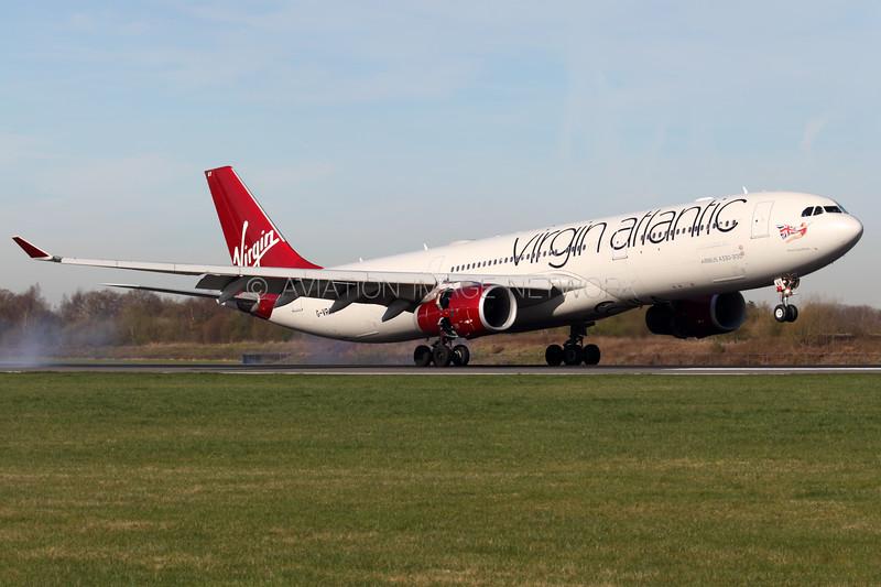 G-VRAY | Airbus A330-343 | Virgin Atlantic