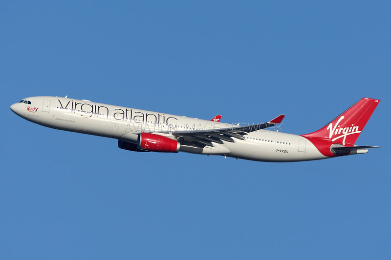 G-VKSS | Airbus A330-343X | Virgin Atlantic