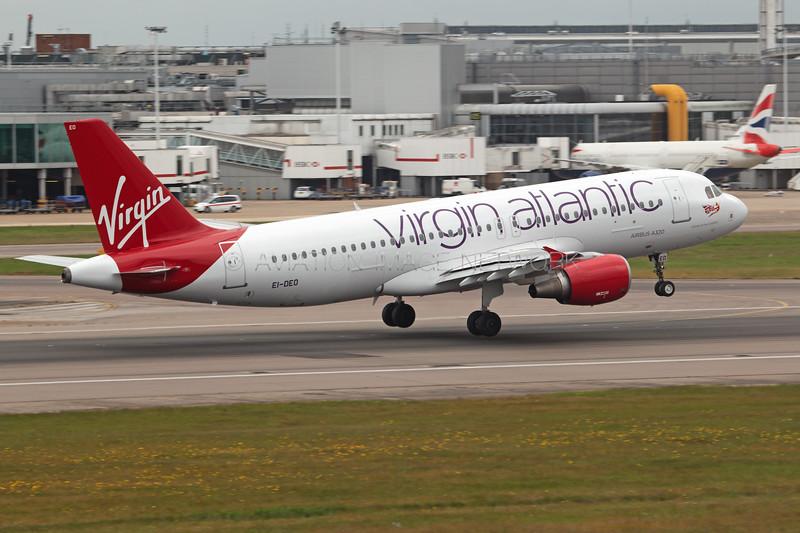 EI-DEO | Airbus A320-214 | Virgin Atlantic