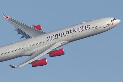 G-VHOL | Airbus A340-313 | Virgin Atlantic