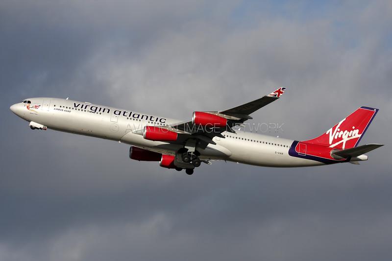 G-VAIR | Airbus A340-313 | Virgin Atlantic