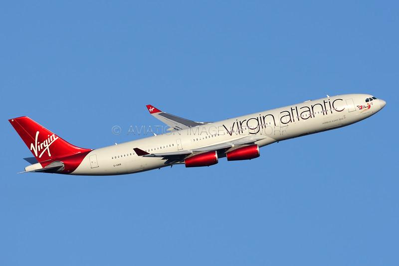 G-VAIR   Airbus A340-313   Virgin Atlantic
