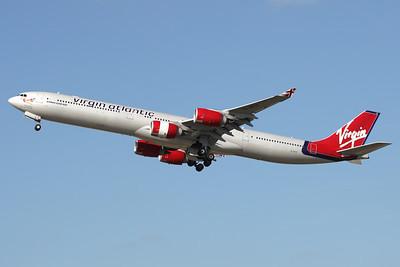 G-VFIT | Airbus A340-642 | Virgin Atlantic