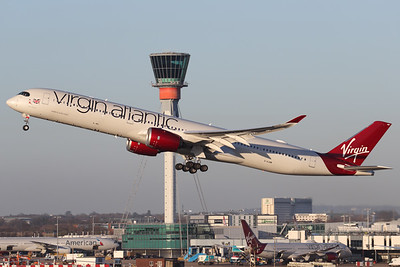 G-VJAM | Airbus A350-1041 | Virgin Atlantic